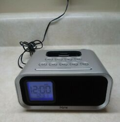 iHome iH22 - Dual Alarm Clock: wake, sleep, and charge your iPod/iPhone 30 Pin