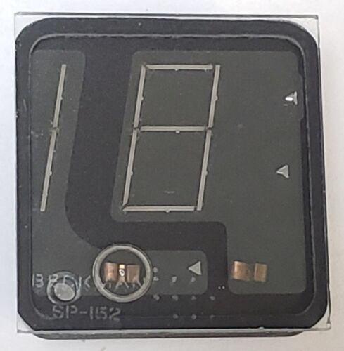 Beckman Gas Discharge Display SP-152
