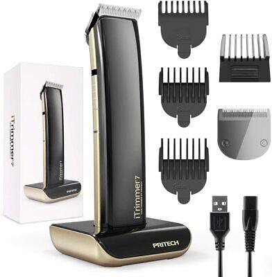 Máquina de afeitar, barba, pelo, eléctrica - kit de afeitadora corporal