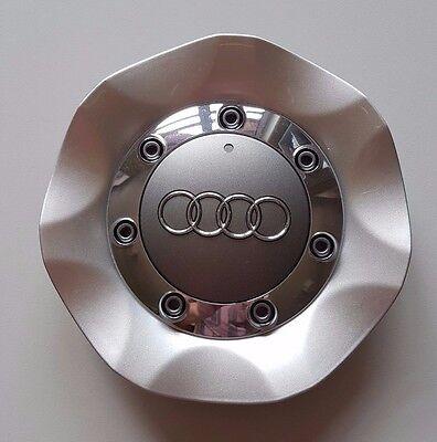4 Audi A6 Radkappen Felgendeckel Nabenkappen Nabendeckel 4F0071214 Neu Original, gebraucht gebraucht kaufen  Recklinghausen