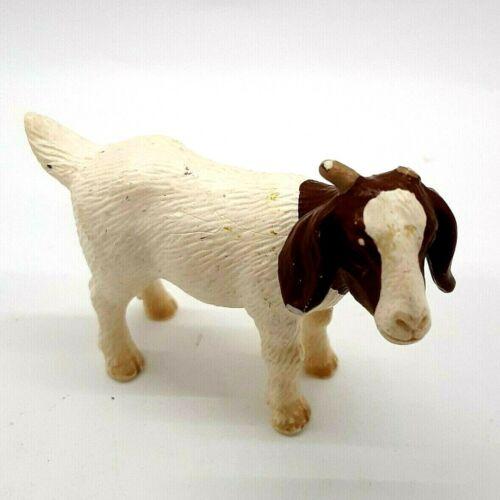 Schleich Kid Baby Boer Goat Farm Animal Collectible Toy Figure 2001 Retired