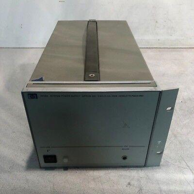 Hp 6038a System Power Supply Option 001 0-60v0-10a 200w