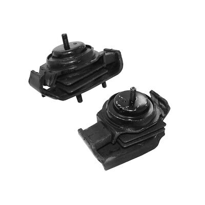 1989 Nissan 240sx Engine (Engine Motor Mounts Front Right  and  Left Set Pair 2.4 L For Nissan 240SX )