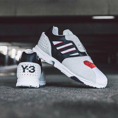 ec0ff8b75 Adidas Y3 Zx Run Trainers UK11 Yohji Yamamoto s Y-3 1000 C 4000 originals  7000