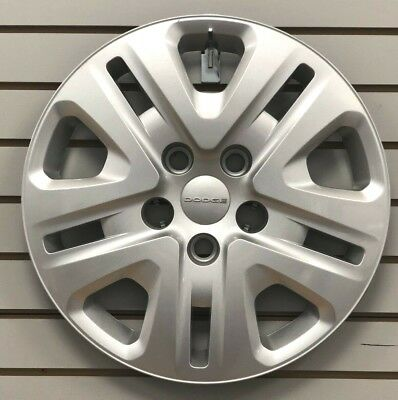 "DODGE JOURNEY Grand CARAVAN 17"" Bolt-on Hubcap Wheelcover Factory Original 8046B"