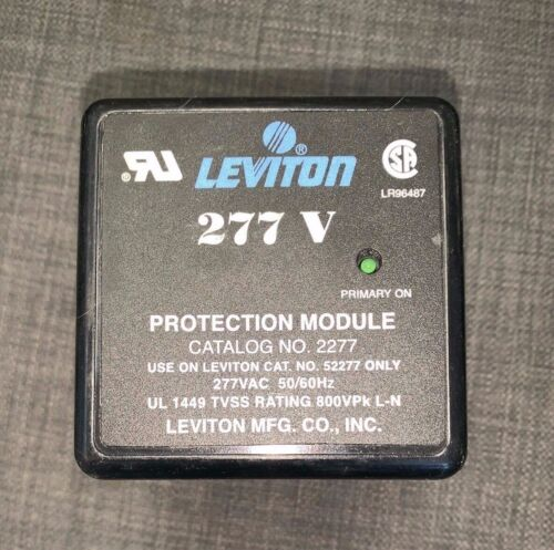 Pre-Owned Leviton Protection Module (#52277)