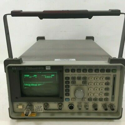 Hp Agilent 8920a Communications Service Monitor