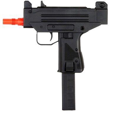 Well D94 Uzi Machine Airsoft Pistol AEG Automatic Electric Gun + Battery Charger