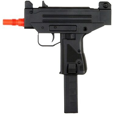 Well D94 Uzi Machine Airsoft Pistol - AEG Automatic Electric