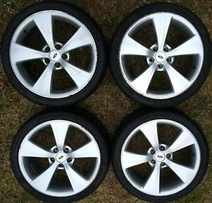 4x Ford Falcon FPV BF FG F6 GT XR6 turbo rims wheels 19inch Epping Whittlesea Area Preview