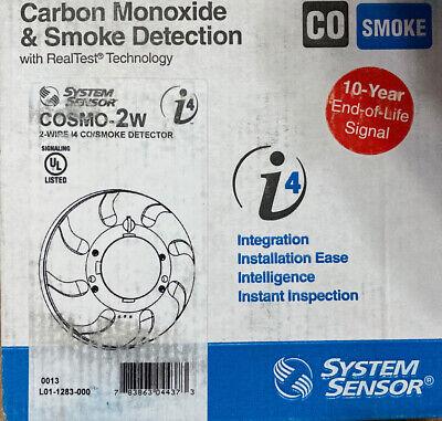 System Sensor Cosmo2w Smoke Detector