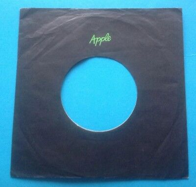 Ten Replicas Of An Original Apple Label, Company Record Sleeve, Pack Of 10