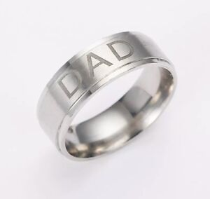 Dad Ring. Size 11