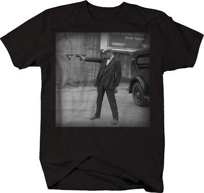 American Gangster in Suit Vintage 1920's 1930's Gun Mobster - 1920 Gangster Suit