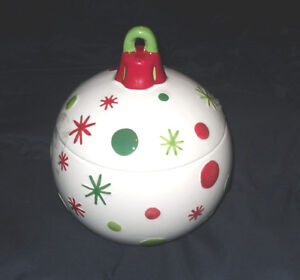 Collectible Christmas Ornaments Entrancing With Christmas Ornament Cookie Jar Image