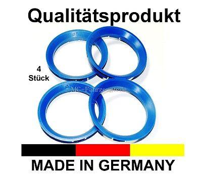 4x Zentrierringe 63,3 auf 57,1 mm CMS DBV Proline Schmidt VW AUDI SKODA SEAT