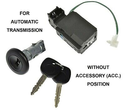 Ignition Switch Ignition Lock Cylinder Kit FOR GMC Chevy Cadillac Buick HummerH2