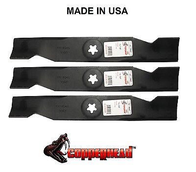 "48"" High Lift Blades replace Husqvarna Craftsman Ayp 173920 180054 539107519 USA"