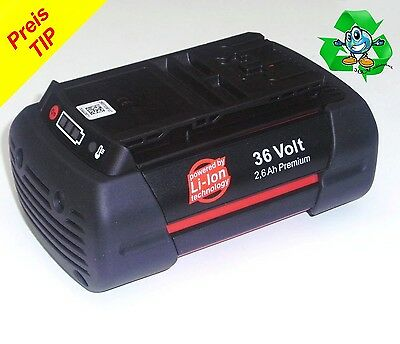 Original Bosch / BTI  Akku 36 V Li 2,6 Ah Rotak GBH ALB - ART online kaufen