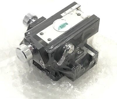 New Chuo Seiki Rx-x.y Linear Stage Positioner Manual Stage Xy Axis Travel 7.5mm