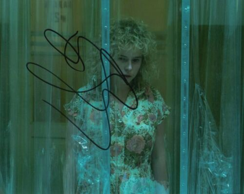 Jessie Buckley Chernobyl Autographed Signed 8x10 Photo COA 2019-3