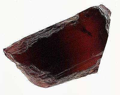 Echter großer Roh - Turmalin / Rubellit ( ca. 105,5 Carat ) 39,6 x 21,5 x 14 mm