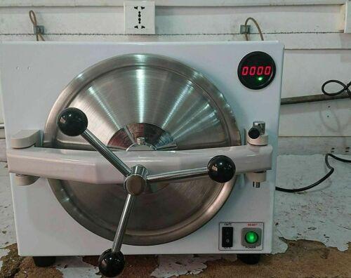 18L Dental Autoclave Steam Sterilizer Sterilization Equipment USA