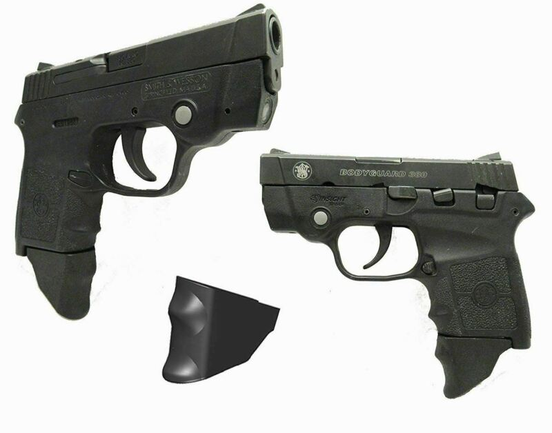 """Garrison Grip Extension For Smith & Wesson Bodyguard 380 and M&P 380 1.25"""""""