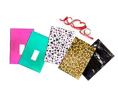 14 X19 Premium Combo Print Flat Poly Usps Appproved Self Sealing Mailers