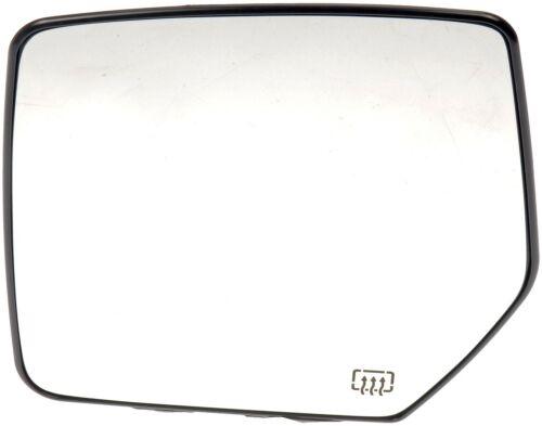 Door Mirror Glass fits 2008-2012 Jeep Liberty DORMAN