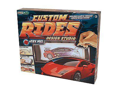Rides Design Studio (Smartlab Toys)
