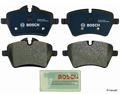 BOSCH FRONT Disc Brake Pad Set for Mini Cooper S Countryman JCW ALL4 Paceman