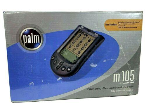 PALM HANDHELD M105 - PDA Handheld Calendar Email - NEW & SEALED
