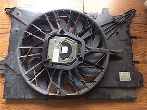 Radiator fan volvo s60