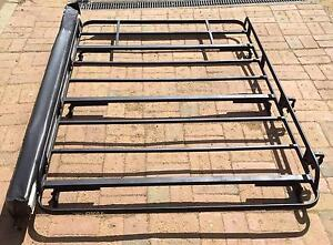 Tradesman Oval Roofrack Mount Nelson Hobart City Preview
