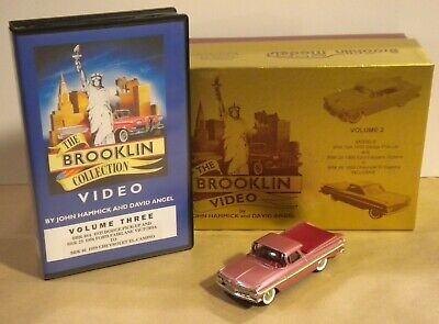 Brooklin Models 1/43 Scale BRK46 - 1959 Chevrolet El Camino Video Set