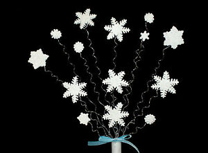 SNOWFLAKE-Christmas-Wedding-Anniversary-Birthday-Celebration-Cake-Topper