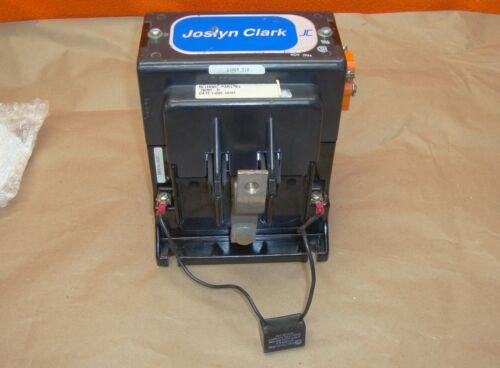 Joslyn Clark Reliance 78092-R 110 Amp 600 Volt DC Contactor Starter 78092R