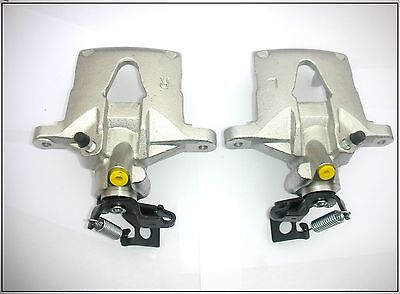 FORD MONDEO REAR BRAKE CALIPER PAIR LEFT & RIGHT SIDE SAL & HATCH 2000   08/2004