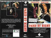 Paris By Night (1988) Vhs Ex Noleggio -  - ebay.it