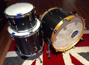 Complete drum set Pearl/Zildjian/Tama/DrumCraft Springfield Lakes Ipswich City Preview