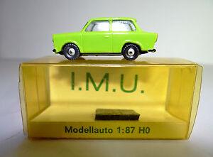 IMU Trabant grün 1:87 Neu - Baden, Österreich - IMU Trabant grün 1:87 Neu - Baden, Österreich