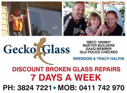 Discount Emergency Glass Repairs / Replacements / Glazier