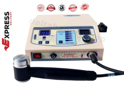 Ultrasound Therapy Physiotherapy, 1 Mhz Frequency Ultrasound Therapy Unit fv