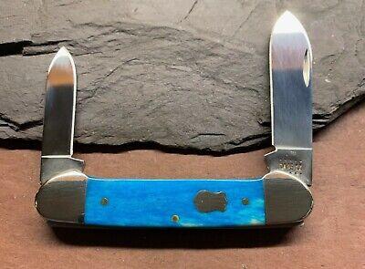 Case XX USA 2020 Smooth CARIBBEAN Bone CA50669 Canoe Pocket Knife