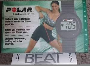 Polar Beat Heart Rate Monitor with  T31 coded™ Transmitter Parkside Unley Area Preview