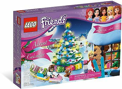 Brand New  Lego Friends Advent Calendar 3316