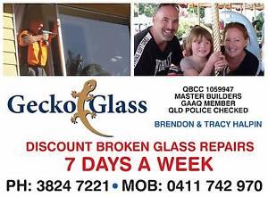 Brisbane Discount Emergency Glass Repairs - Glazier Springwood Logan Area Preview