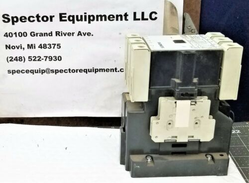 Siemens Size 3 Contactor Motor Starter 3TF4722-0BB4, Tested Working Pull [A1S3]