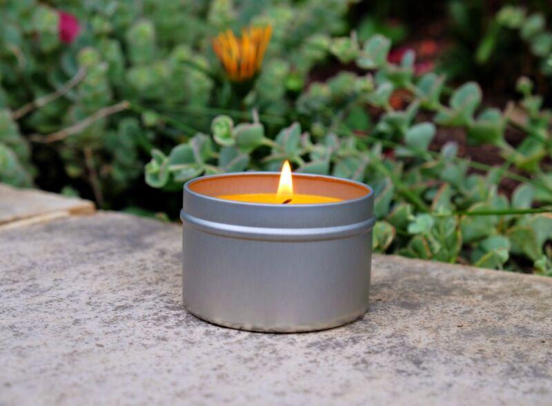 Candle making kit.